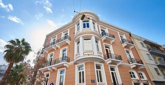 Exis Boutique Hotel - Athens - Building