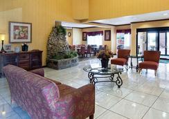 Quality Inn - Midland - Lobby