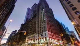 Wellington Hotel - New York - Gebäude