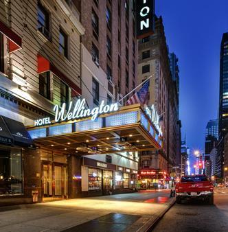 Wellington Hotel - Nova Iorque - Edifício