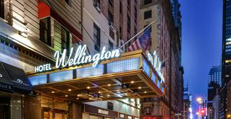 Wellington Hotel - Nueva York - Edificio