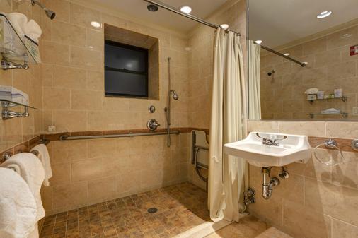 ウェリントン ホテル - ニューヨーク - 浴室