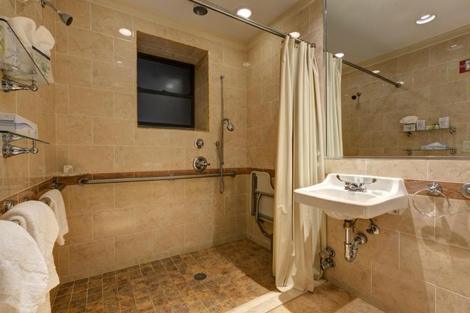 Wellington Hotel - New York - Bagno