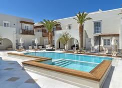 Nissaki Beach Hotel - Naxos - Piscina