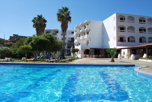Ocean Heights View Hotel - Hersonissos - Pool