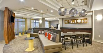 Springhill Suites By Marriott San Antonio Medical Center/Nw - San Antonio - Lounge