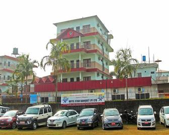 Hotel Star Banquet - Chitwan - Building