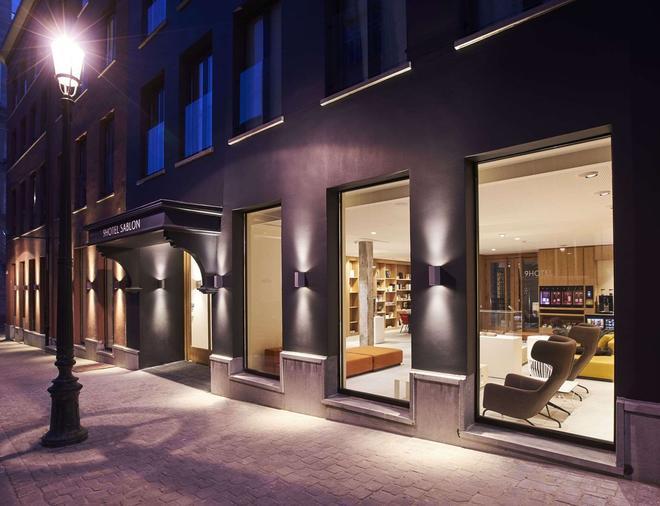 9hotel Sablon - Brussels - Building