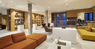 9hotel Sablon - Brussels - Lounge