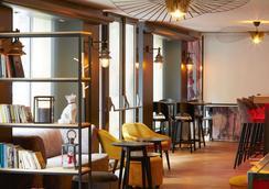 Hôtel Mercure Lyon Centre Plaza République - Λυών - Εστιατόριο
