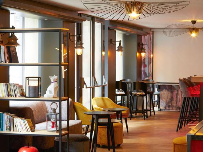 Hôtel Mercure Lyon Centre Plaza République - Lyon - Restaurant