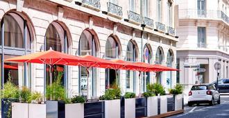 Mercure Lyon Centre Plaza République - Lyon - Building