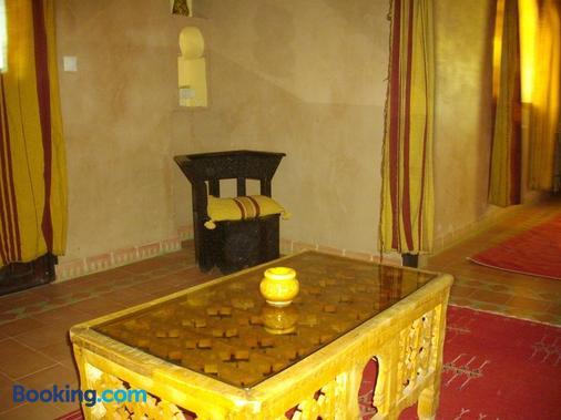 古堡卡斯巴酒店 - 歐瓦爾札札特 - 瓦爾扎扎特 - 餐廳