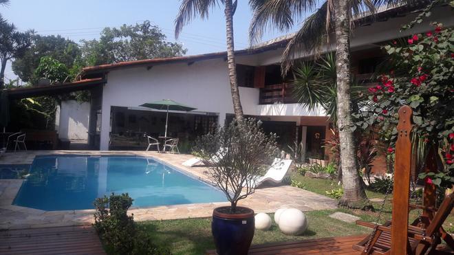 Pousada Mari - Guarujá - Bể bơi