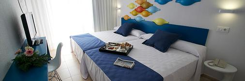 Evenia Olympic Resort - Lloret de Mar - Bedroom