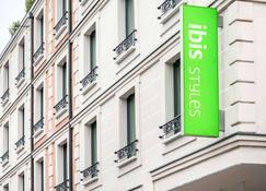 ibis Styles Clamart Gare Grand Paris - Clamart - Bâtiment