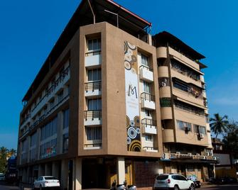 M The Business Hotel - Vasco da Gama - Edificio