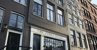 The Times Hotel - Ámsterdam - Edificio