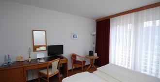 Hk - Hotel Düsseldorf City - Düsseldorf - Schlafzimmer