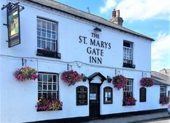 St Marys Gate Inn - Arundel - Building