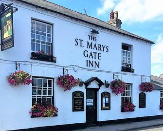 St Marys Gate Inn - Арандел - Здание