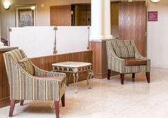Comfort Suites North Fossil Creek - Fort Worth - Aula