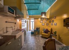 Y.Baixa - Boutique Apartments - Setúbal - Living room
