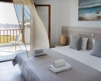 Alkinoos Beach Hotel - Gerakini - Ložnice