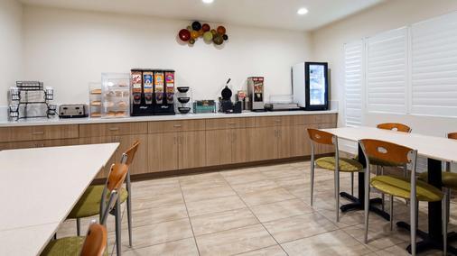 Best Western Executive Inn - Los Banos - Buffet