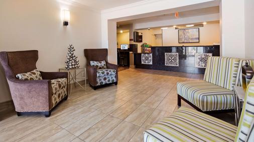 Best Western Executive Inn - Los Banos - Lobby