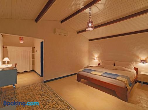 Pousada Xuê - Porto de Pedras - Bedroom