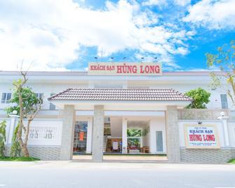 Hung Long Hotel - Bến Tre - Building