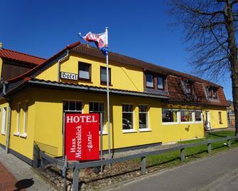 Haus Meeresblick - Heiligenhafen - Gebouw