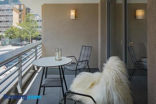 Dd Suites Serviced Apartments - Munich - Ban công
