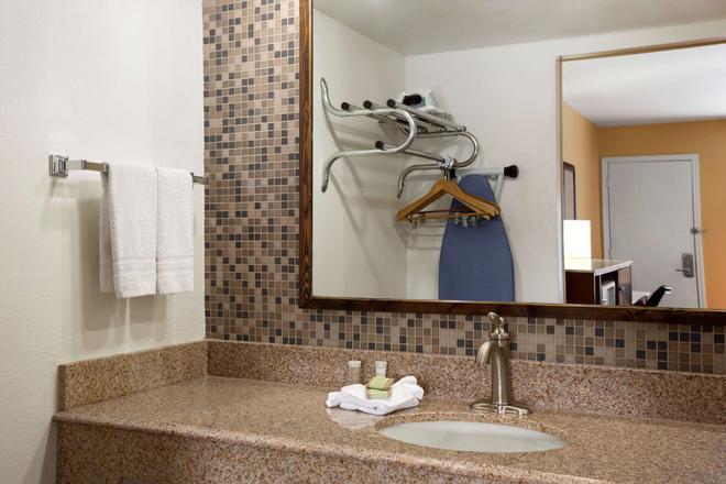 奧斯丁市中心國會大廈速 8 酒店 - 奥斯汀 - 奧斯汀 - 浴室