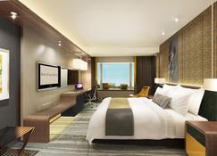 رويال بلازا هوتل - Hong Kong - غرفة نوم