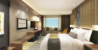 Royal Plaza Hotel - Hong Kong - חדר שינה