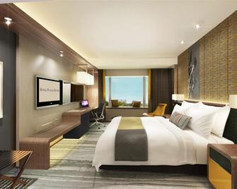 Royal Plaza Hotel - Hongkong - Bedroom