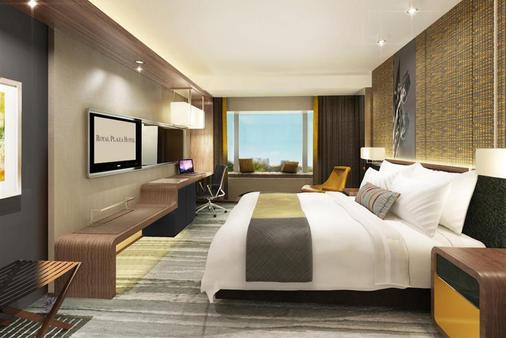 帝京酒店 - 香港 - 臥室