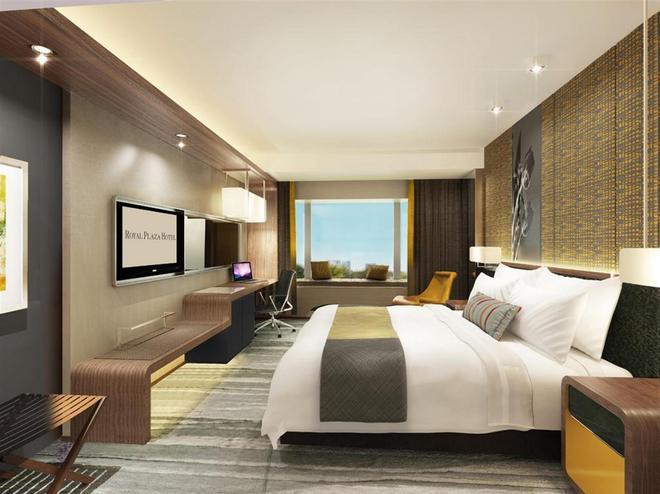 Royal Plaza Hotel - Hong Kong - Camera da letto