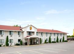 威斯康辛歐克雷爾速 8 酒店 - 歐克萊爾 - 歐克萊爾 - 建築