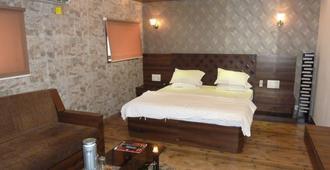Hotel Regal Palace - מומבאי - חדר שינה