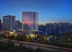 Zhuzhou Marriott Hotel - Zhuzhou - Vista del exterior