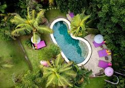Swasti Eco Cottages - Ubud - Pool