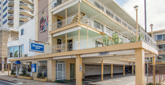 Rodeway Inn Oceanview - Atlantic City - Building