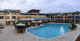Hotel Annapurna - Katmandú - Edificio
