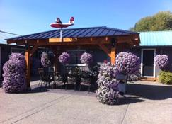 Riverside Motel - Port Alberni - Patio
