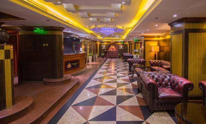 Delmon Palace Hotel - Dubai - Hành lang