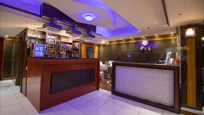 Delmon Palace Hotel - Dubai - Lễ tân