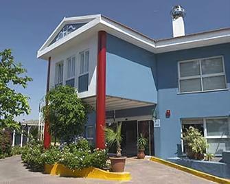 Del Mar Hotel & Spa - Эль-Пуэрто-де-Санта-Мария - Здание
